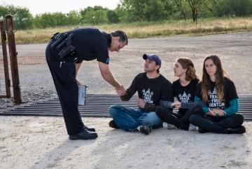 Denton-Arrests-Fracking